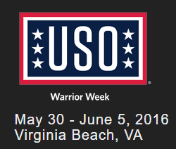 USO Warrior Week