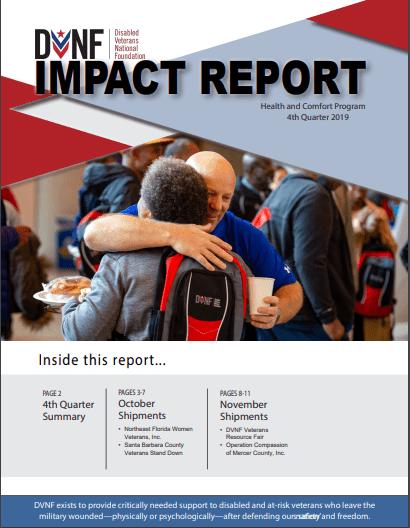 Impact Report 4Q 2019