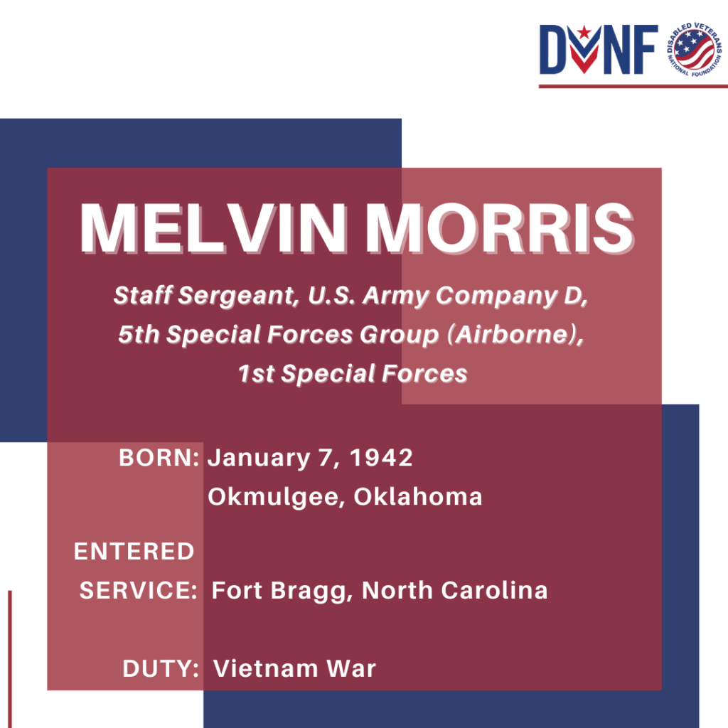 Melvin Morris 3