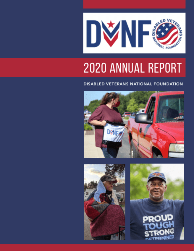 Impact report view 2020